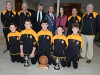 Rebel Og Award June -17 Feile na Gael - Na Piarsaigh