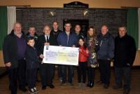 Cork Clubs Draw Feb Winner Andrew Keane, Dohenys GAA