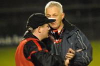 Conor Counihan & James MacCartan at Cork v Down
