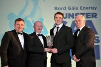 Munster GAA Awards: Aidan Walsh (U21 Hurling)