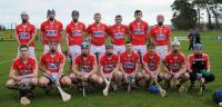 Cork team v Clare Waterford Crystal Cup 24.01.2015