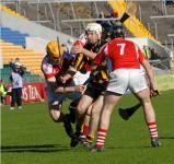 IHC Final Replay Ballygarvan v Kilbrittain