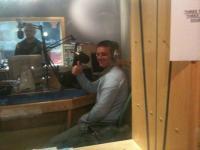 Derek Kavanagh live on RedFM!