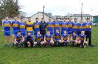 Tom Creedon Cup 2014
