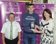 Muskerry/Auld Triangle Sports Star Award - June 2017