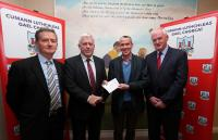 Munster Council Grant 2016 - Ballygarvan