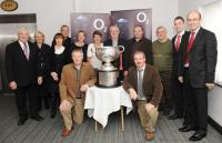 Group Pictured at Footballers' Fundraising Lunch