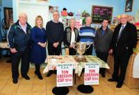 Tom Creedon Cup Launch 2016