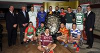 Rochestown Park Hotel Senior Football League Division 1 Launch