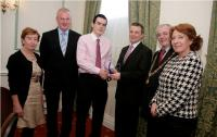Youth Sports Award - Brendan O'Sullivan (Meelin)
