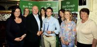 Amhlaoibh Lynch, Beal Atha'n Ghaorthaidh May Winner Auld Triangle Muskerry Sports Star Award