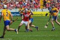 Cork v Clare Munster SHC Final 2018