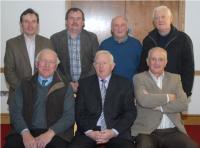 Presentation of Munster Council Stewarding Certs