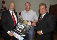 Cork GAA Clubs Draw Launch Bishopstown GAA Club 20.08.2015