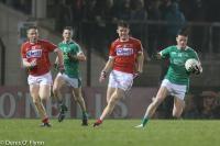 Cork v Limerick Munster U21FC S/F 2017
