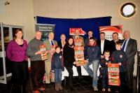 Cork GAA Clubs' Draw Greyhound Spectacular