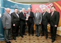 Conor Counihan receives Sports Person of the Year Award