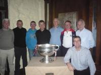 Cork Backroom team at Golf Classic