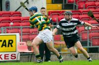 Pat Horgan gets his shot in