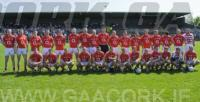 Munster SFC Cork v Waterford