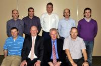Co. Finals Referees  Medal Presentations 2016
