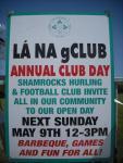 Lá Na gClub Shamrocks GAA