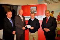 Munster Council Grants Presentation: Nemo Rangers