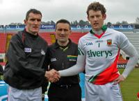 Allianz FL Cork v Mayo 2013