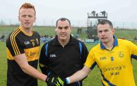 Munster Club SFC S/F Referee Kevin Murphy