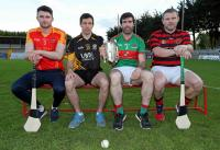 Media launch of County Hurling Championships 2017