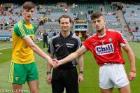 Cork v Donegal All-Ire MFC Qtr-Final 2016