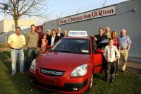 Cork GAA Draw Car Winners