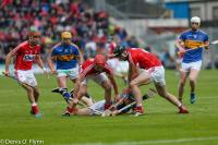 Cork v Tipperary Munster SHC  Q/F 2017