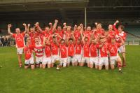 Cork U16 Football Munster Champs 2012