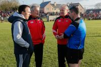 Cork v Clare SH Challenge Cloyne Official Opening