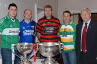 County Football Championships Launch