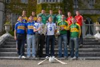 Captains at M Champ Launch -Adare