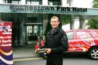 Lorcan McLoughlin - June Award Winner