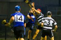 Action from RedFM SHL Final Midleton v Sars