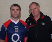 Colin Lane Physio & Dr Con Murphy