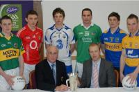 Launch of Munster U21 Football Championship