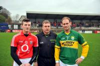 Waterford Crystal Cup Cork v Kerry