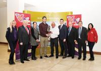 Mark Ellis Millstreet Recipient of the 96FM C103 December Sports Award