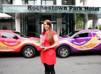 Aishling Hutchings Fermoy May Winner 96FM/103FM GAA Sports Star of the Month Award