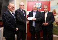 Munster Council Grants 2012