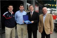 Boardwalk May Award - Denis Walsh