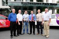 96FM C103 Sports Award August - Liam Shorten