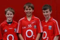 Young Cork Fans at Pairc Ui Chaoimh