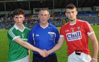Cork v Limerick Munster MFC 2016