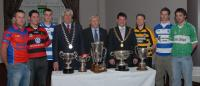 Club Reps with Mayors and County Chairman